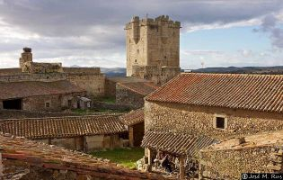 Torre del Homenaje - San Felices de los Gallegos