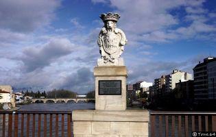 Puente de Carlos III - Miranda de Ebro