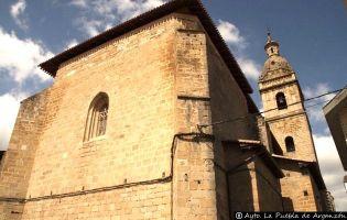 Iglesia - La Puebla de Arganzón