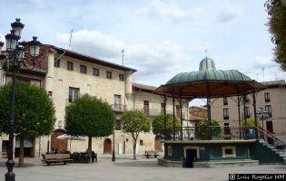 Plaza de España - Miranda de Ebro