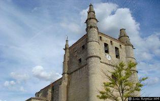 Iglesia de Orón