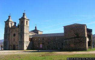Monasterio de San Andrés - Vega de Espinareda