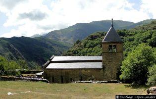 Monasterio de San Pedro Montes - Montes de Valdueza