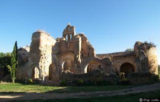 Monasterio de Santa María de Trianos - Villamol