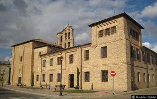 Monasterio de Santa Cruz - Sahagún
