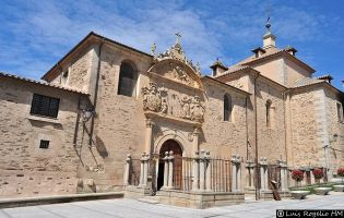 Iglesia de la Anunciación - Alba de Tormes
