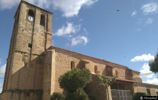 Iglesia de Aldeanueva de Figueroa