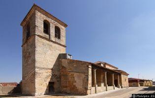 Iglesia de Palencia de Negrilla