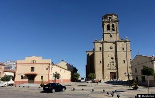 Iglesia de Fuentesaúco