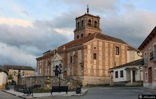 Iglesia de Santiago - Alcazarén