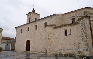 Iglesia - Fuentesaúco de Fuentidueña