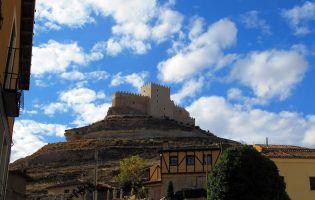Castillo Curiel de Duero - Ruta en moto por la Ribera del Duero