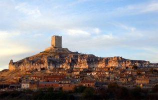 Torreón Castillo de Don Álvaro de Luna - Langa de Duero