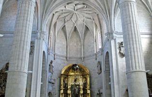 Iglesia Colegial de Santa María - Roa de Duero