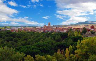 Pesquera de Duero - Ruta en moto por la Ribera del Duero en Valladolid