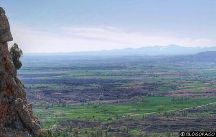 Valle de las Caderechas