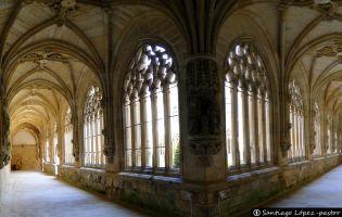 Claustro - Monasterio de Oña