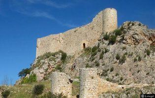 Castillo - Poza de la Sal