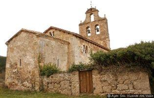Iglesia de Santa María - San Vicente del Valle
