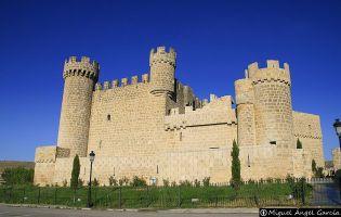 Castillo - Olmillos de Sasamón