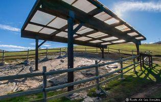 Yacimiento de Salgar de Sillas - Los Campos