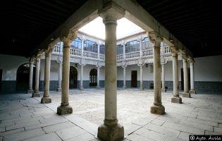 Palacio de Polentinos - Ávila