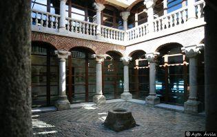 Patio Casa de los Deanes - Ávila