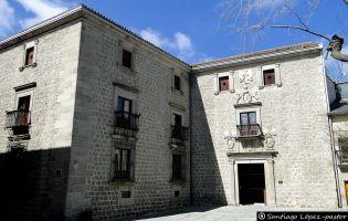 Palacio de los Serrano - Ávila.