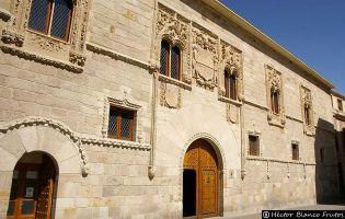 Palacio de los Momos - Zamora