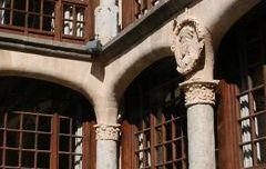 Palacio de los Condes de Alba de Aliste - Zamora