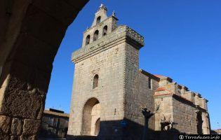 Iglesia de Pereña de la Ribera
