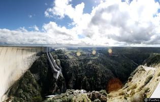 Salto de Villarino - Almendra