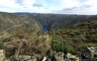 Las Arribes del Duero - Aldeadávila de la Ribera
