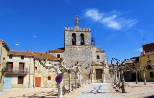 Ruta del Riaza por la Ribera del Duero - Iglesia de Fuentecén