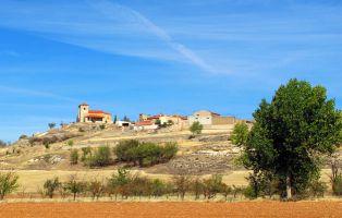 Ruta del Riaza por la Ribera del Duero - Bodegas e Iglesia de Moradillo de Roa