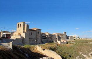 Ruta del Riaza por la Ribera del Duero - Iglesia de San Miguel de Haza