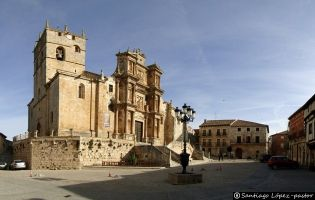 Iglesia de Santa María - Gumiel de Izán