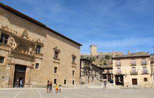 Plaza Mayor - Peñaranda de Duero