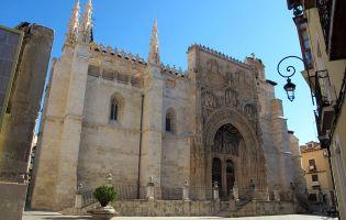 Gótico en la Ribera del Duero - Iglesia de Aranda de Duero