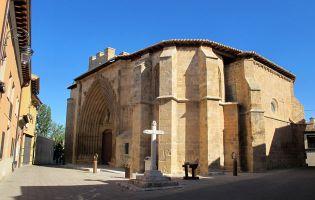 Iglesia gótica en la Ribera del Duero - Aranda de Duero