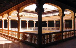 Palacio renacentista - Ruta por la Ribera del Duero