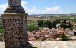 Ruta por la Ribera del Duero - Santa Cruz de la Salceda