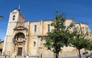 Monumentos y lugares de interés en la Ribera del Duero - Excolegiata de Santa María - Roa de Duero