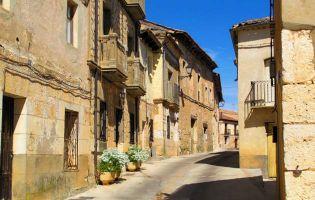 Enoturismo en la Ribera del Duero - Arquitectura popular Sotillo de la Ribera