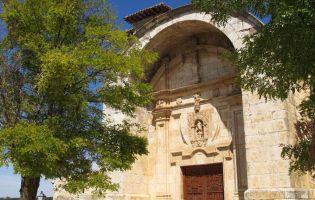 Ruta por la Ribera del Duero - Iglesia de La Horra