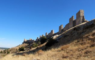 Castillo más largo de Europa - Gormaz
