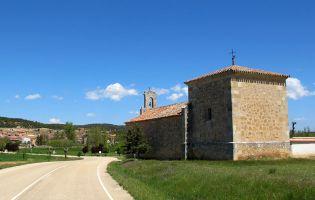 Ermita del Santo Cristo del Campillo - Alcubilla de Avellaneda