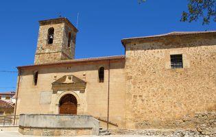 Iglesia renacentista de La Magdalena - Alcubilla de Avellaneda