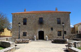 Palacio del conde de Avellaneda - Alcubilla de Avellaneda