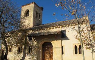 Iglesia románica de Torrecaballeros - Ruta del río Pirón